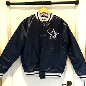 Dallas Cowboys Mitchell & Ness Jacket - L